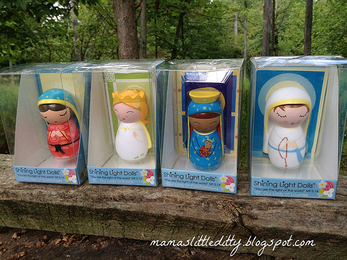 Beautiful Shining Light Dolls Began As A Tiny Seed In The Heart Of Chantal, A  Catholic Artist Who Felt The Call Of The New Evangelization Speaking To Her  As She ... Photo