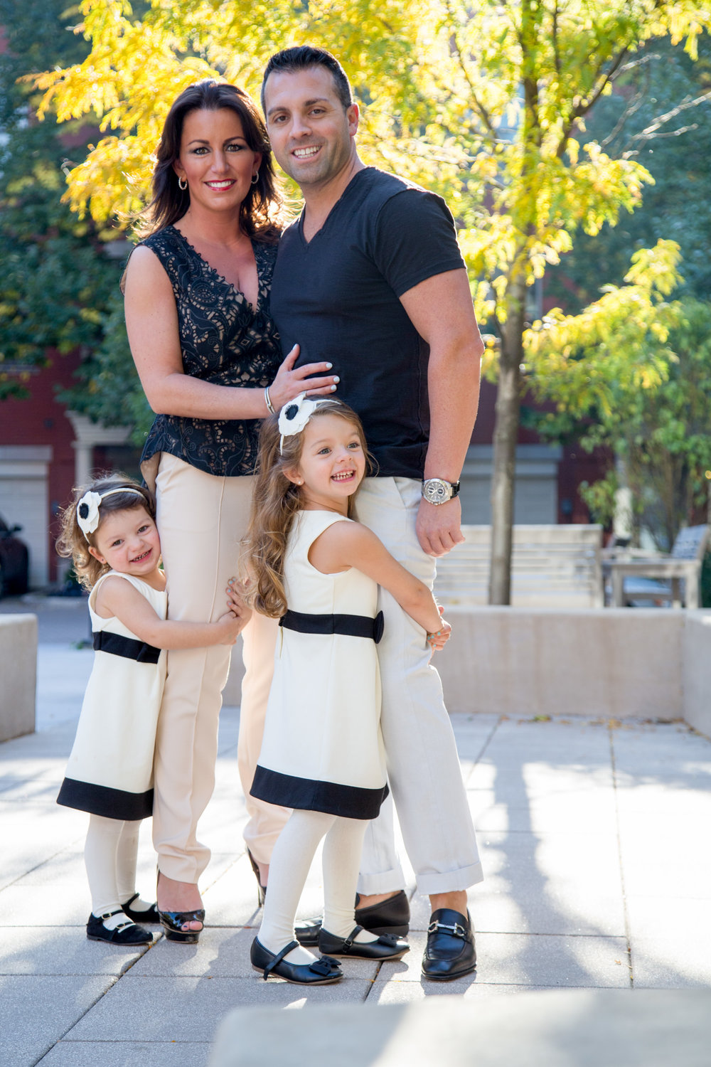 Family Portrait Photographer San Diego Dana Frames Photo + Design