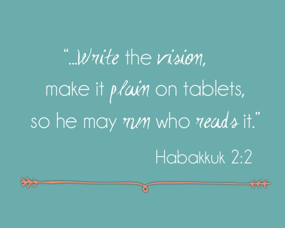 Habakkuk 2:2  Www.jquenow.com