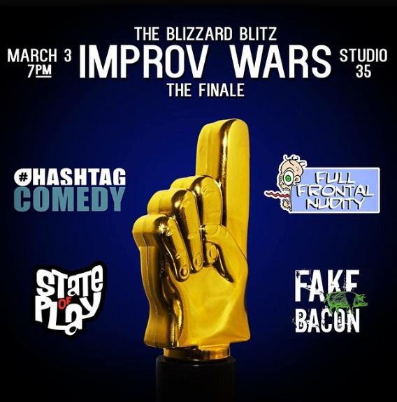 hashtag comedy columbus improv wars