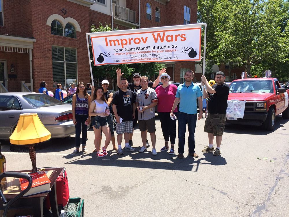 Improv Wars Doo Dah Parade