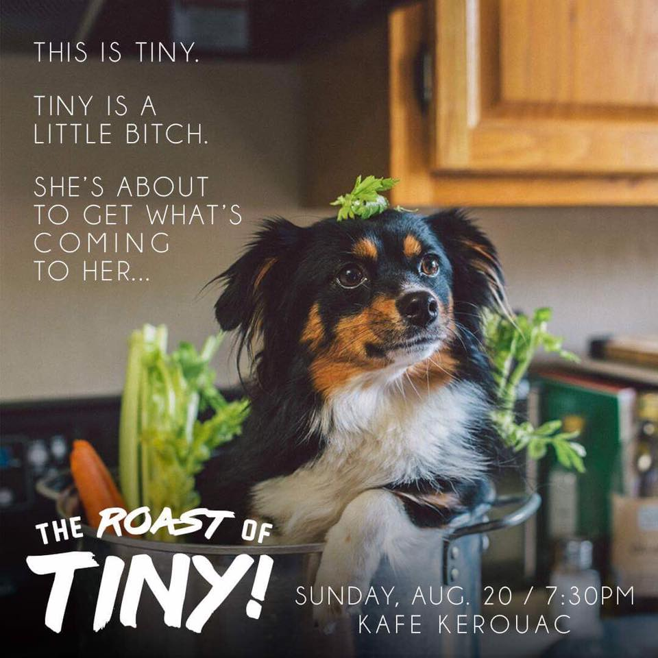roast of tiny 2017