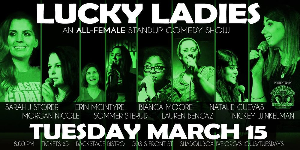 lucky ladies 2017
