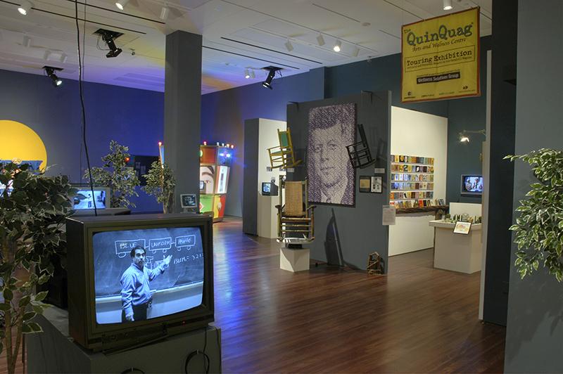 overview photo Blanton Museum of Art