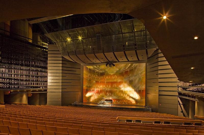 Bass Concert Hall at Texas Performing Arts