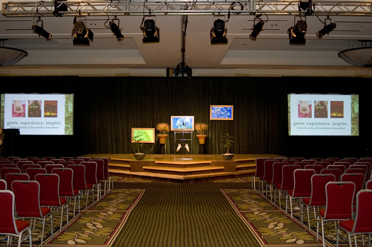 Graphics and Stage Design TSAE Annual Conference