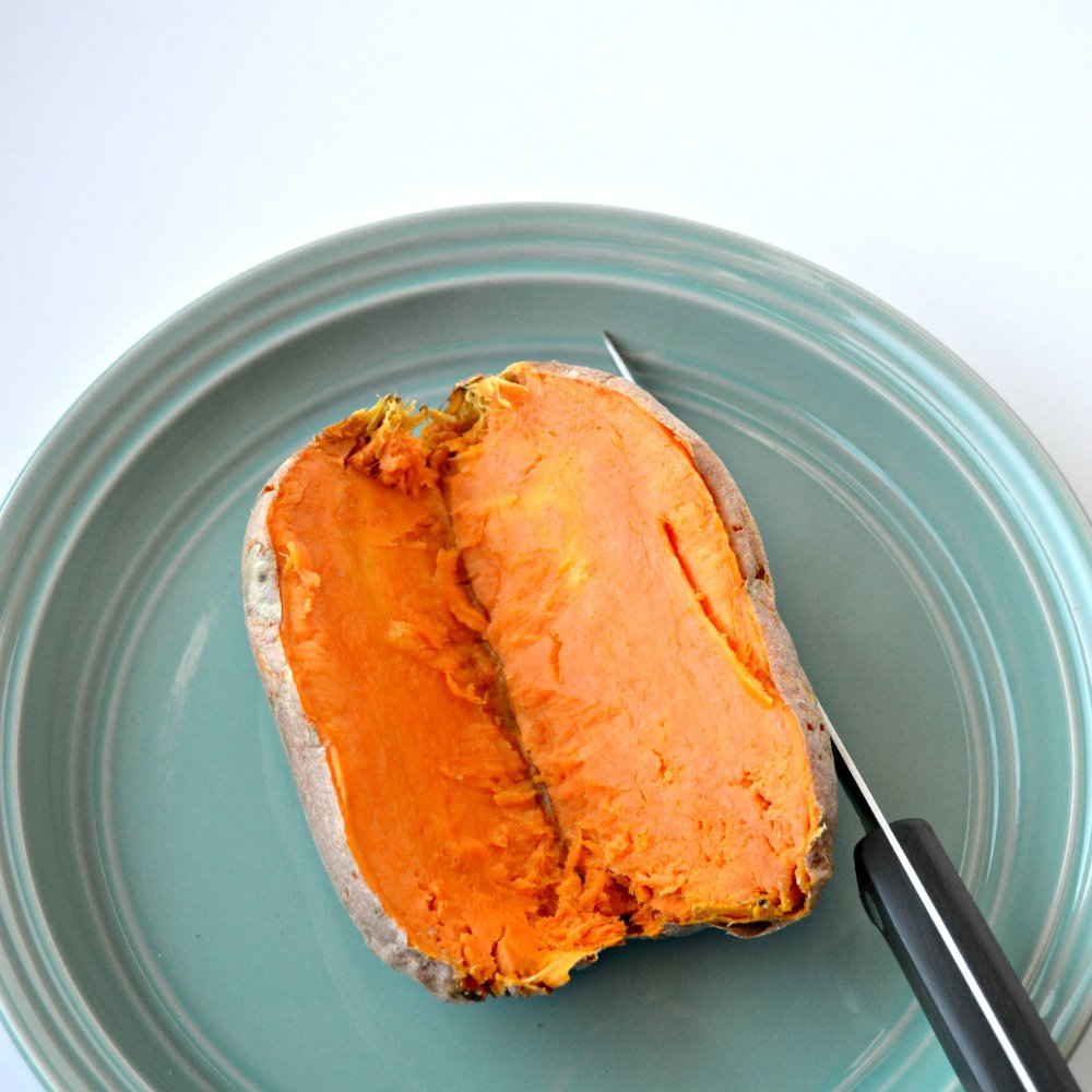 8-minute Sweet Potato