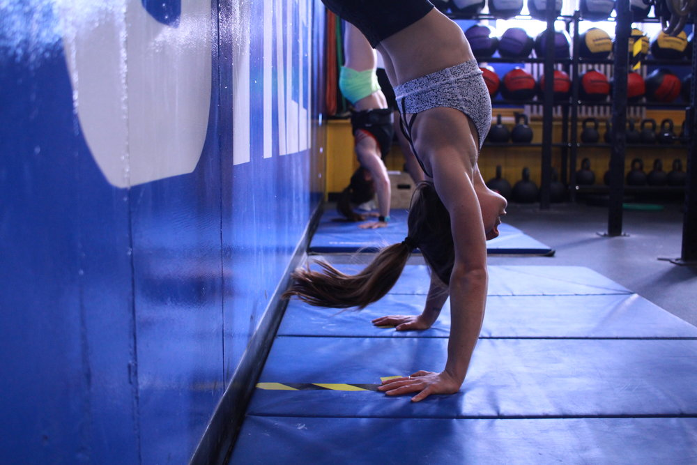 For those looking to develop specific areas of fitness at an accelerated pace such as pull-ups, weightlifting, handstands, double unders and more.