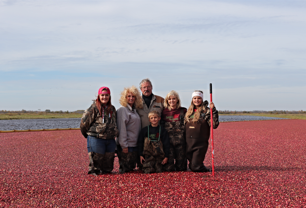 The Forster Family of the  Minnesota Cranberry Co.