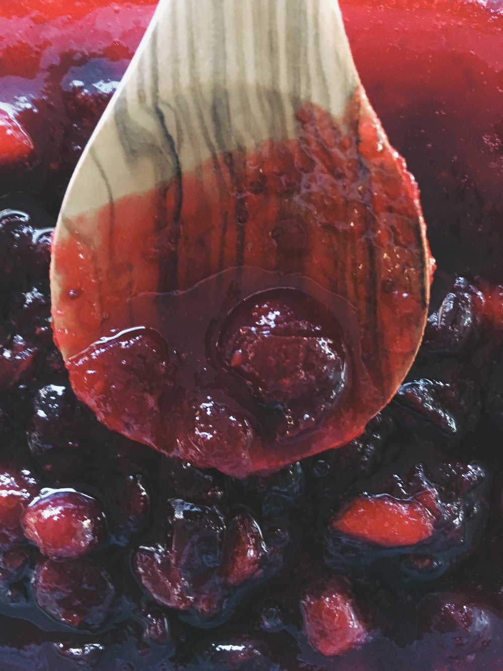 Freeze Ahead Cranberry Sauce Recipe