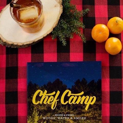 Pssst..Still don't know what to get your best pal or lover this year? Chef Camp is a northwoods food retreat that runs Sep 1-3, 2017 at YMCA Camp Miller, 90 minutes north of Minneapolis-St. Paul.  Because giving a Chef Camp ticket is so much more memorable than a pair of socks, the camp counselors are sweetening the deal this holiday season with discounted pre-sale prices that include a copy of this here amazing cook book! #chefcamp #foragedfood #eatwild #minnstagramers #mplseats #tootieanddotes #madeinmn