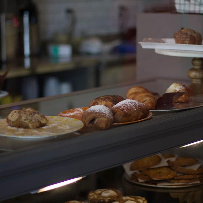 MADELEINE'S CAFE & PATISSERIE