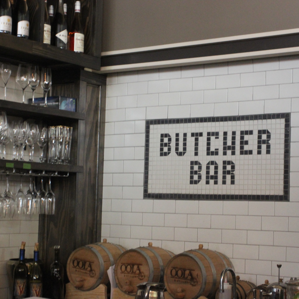 THE BUTCHER BAR at SANTÉ