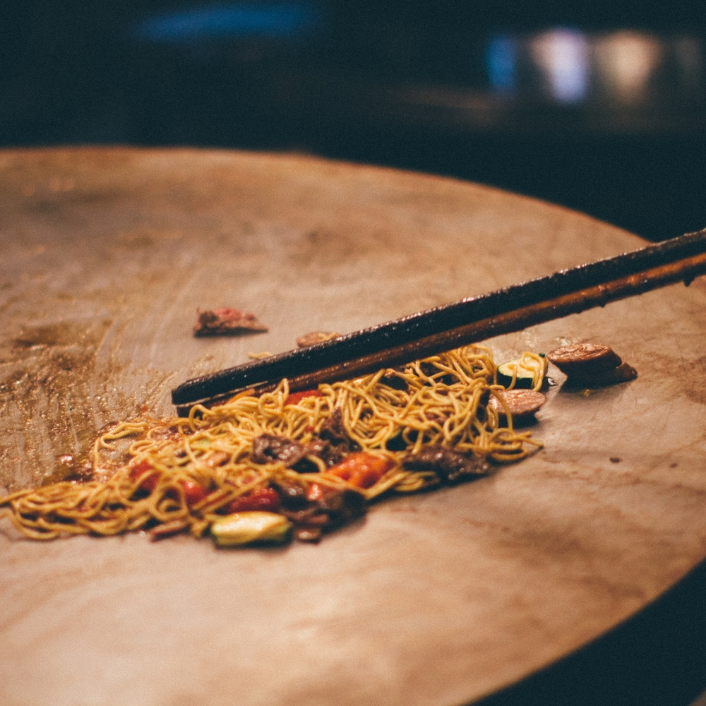WOK-ABOUT GRILL
