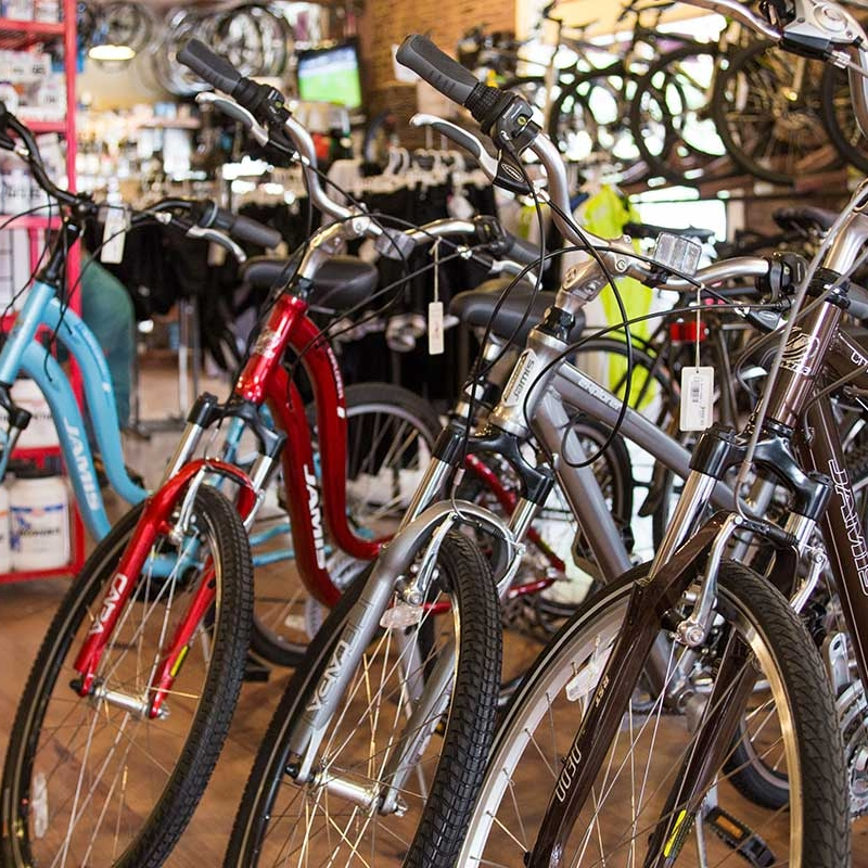 ALLEGRO CYCLERY - Service | Retail | RentalsStop by and get the dish on local trails, epic rides, and where to find them. This full service bike shop has more than its fair share of friendly knowledgeable staff who can help you out with more than just great advice.200 E Main Street, 509-525-4949, allegrocyclery.com