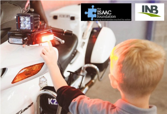 INB + The Isaac Foundation - INB, or Inland Northwest Bank, is well known for its community connectedness. [Read more] about their support of the Isaac Foundation, a Spokane organization that serves those affected by autism spectrum disorders.