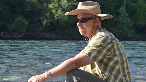 Learn more about the work of the Spokane Riverkeeper  here .