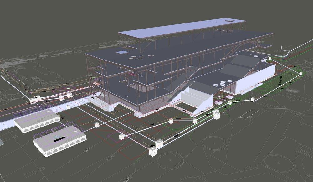 Kamyr house 3d model