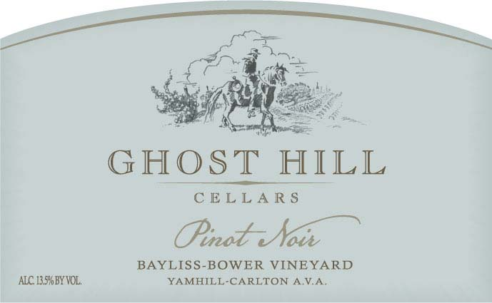 Bayliss-Bower Pinot Noir