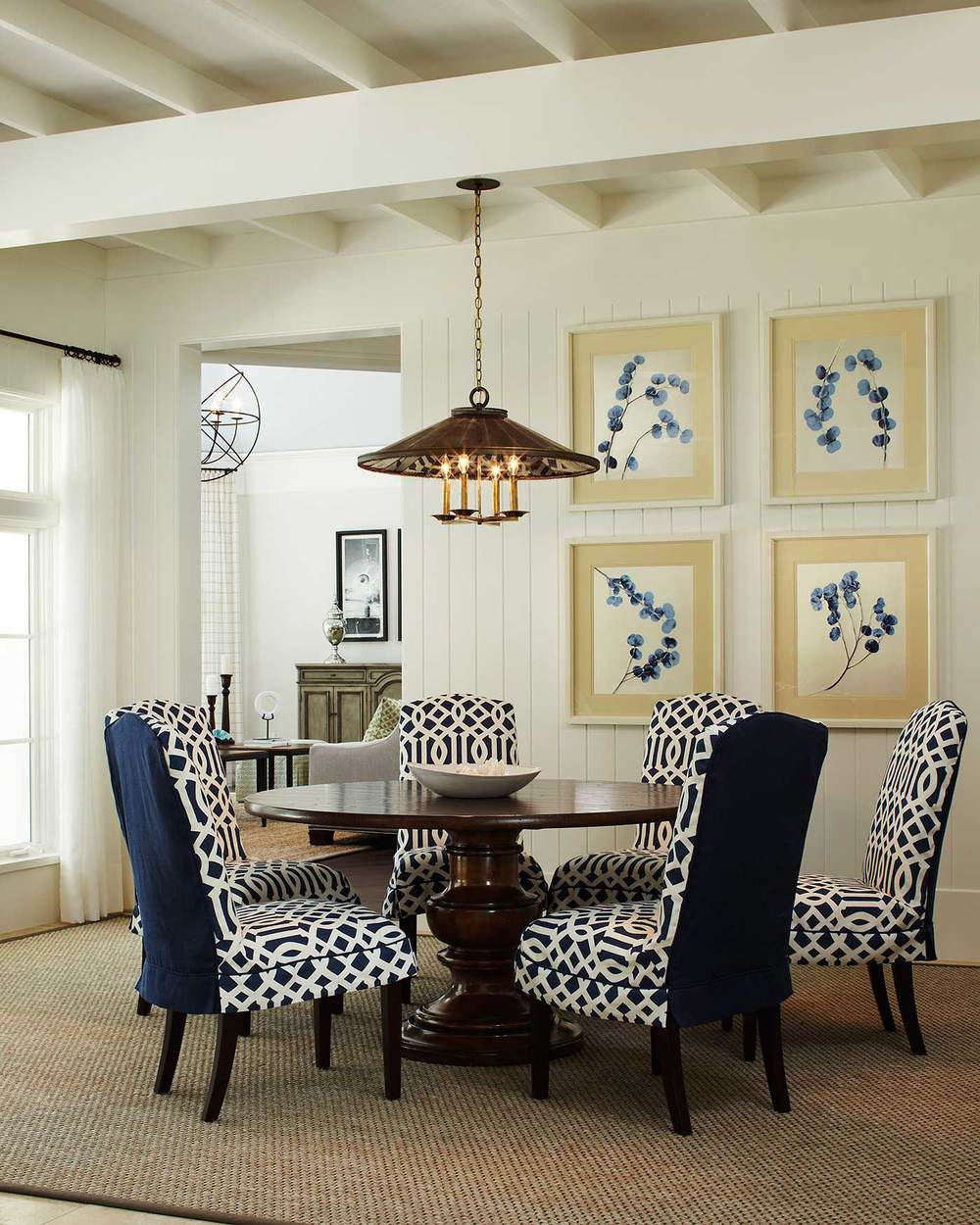Featured on Houzz. See it here:  Slipcover Magic: Casual, Washable and Fresh for the Season »