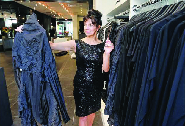 BOUTIQUE 5E AVENUE FEELS RIGHT AT HOME ON LAURIER STREET, THE GAZETTE ( 2013)
