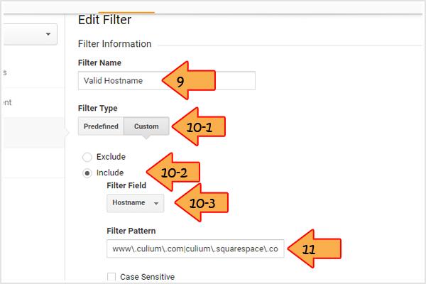 Creating a valid hostname filter 3