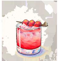 THE BRAMBLE valor west coast gin, lemon, simple syrup, muddled berries $11.