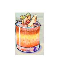 CAT TAI captain morgan coconut, light rum, pineapple, falernum, cruzan black strap rum    $11.