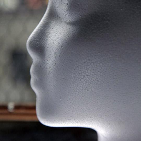 Styrofoam Mannequin