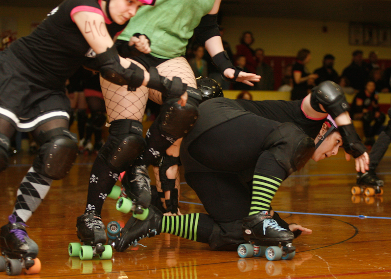 Photos from the Wilmington Ruff Rollers vs Lehigh Valley bout.