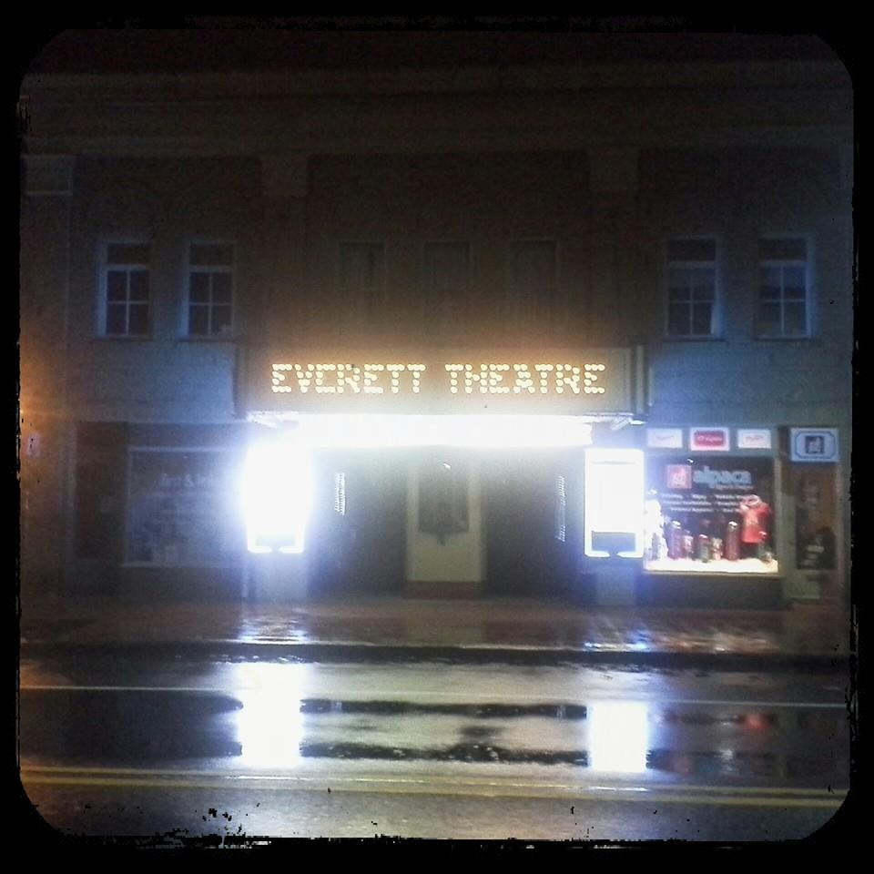 The Everett theater in Middletown, Delaware... (12/365)