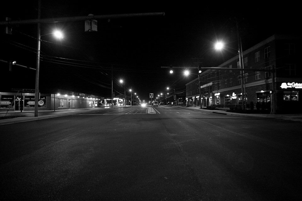 Elkton Rd...I mean South Main St. in Newark, Delaware... (22/365)