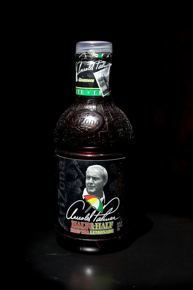 For the Arnold Palmer fans...these have been showing up in the local dollar tree stores.