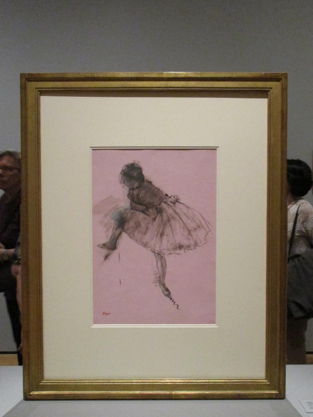 My main man Degas