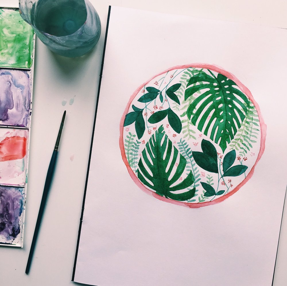 palmleavesillustrationhannahlewis