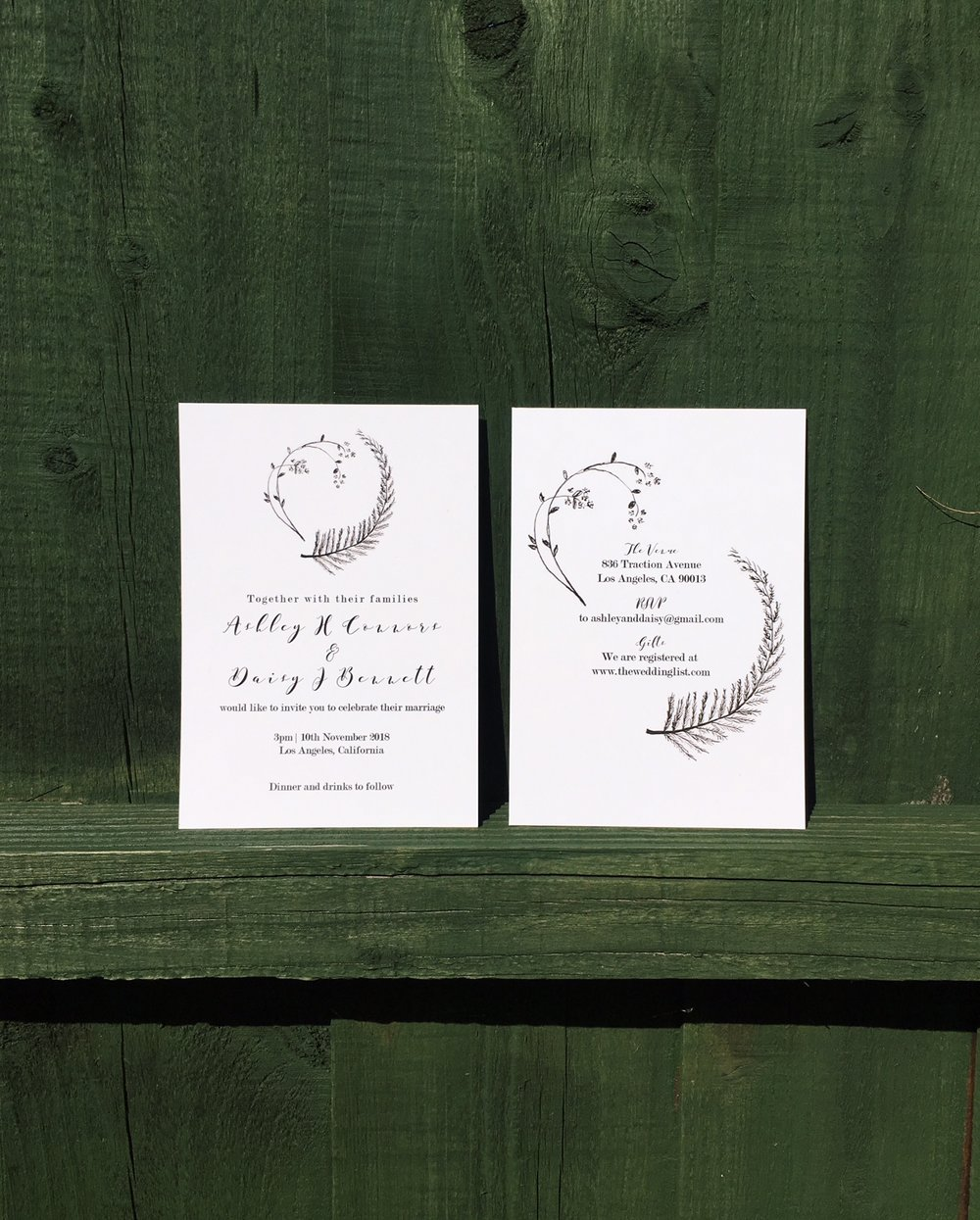 hannahisabellewisweddingstationery