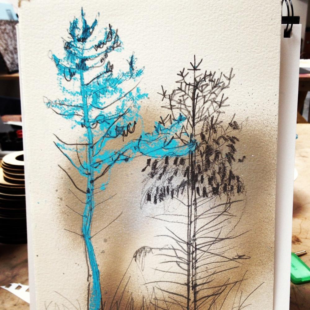 trees lumsden