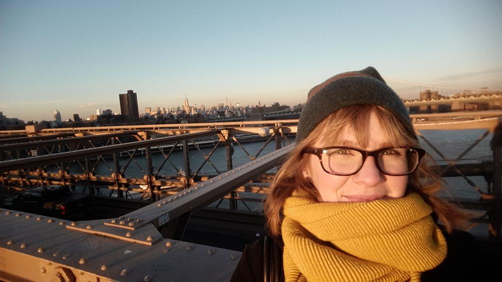 Me in New York!