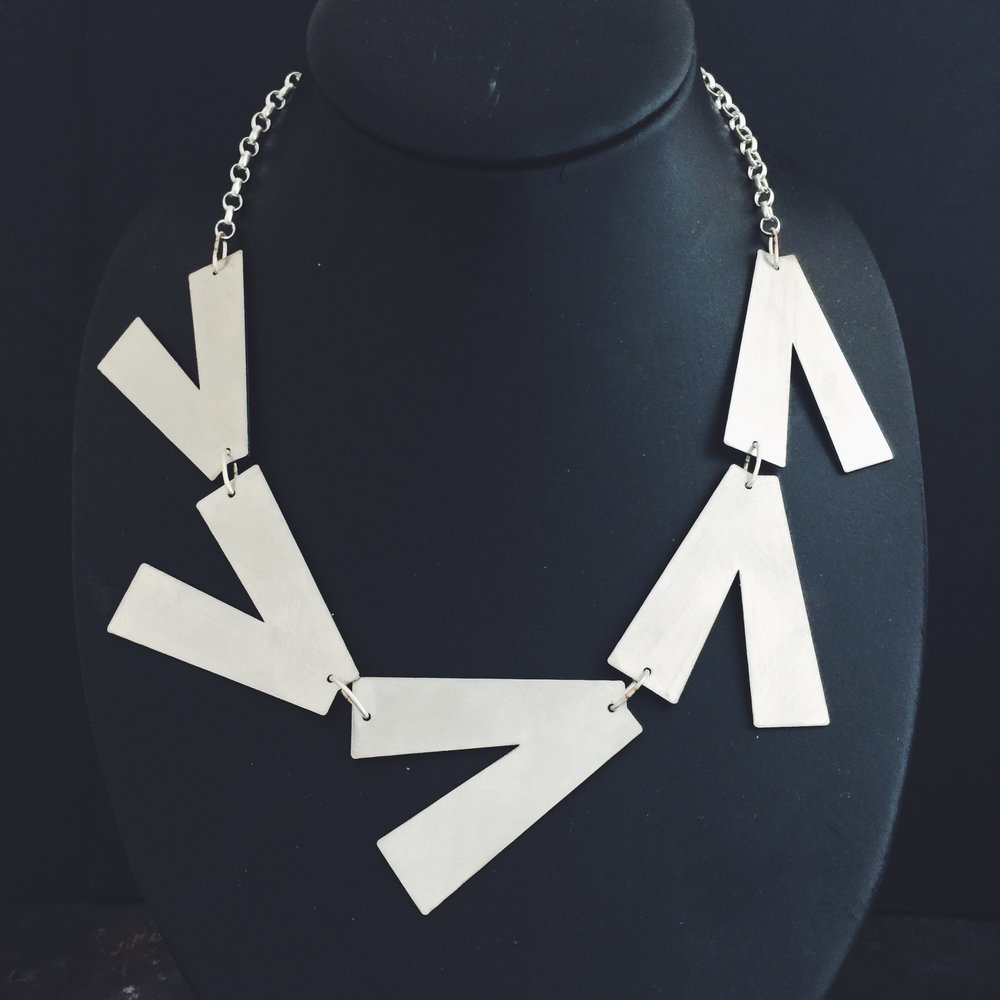 Short Drifted necklace