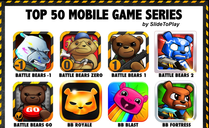 BATTLE BEARS has won several game industry awards since its debut in 2009