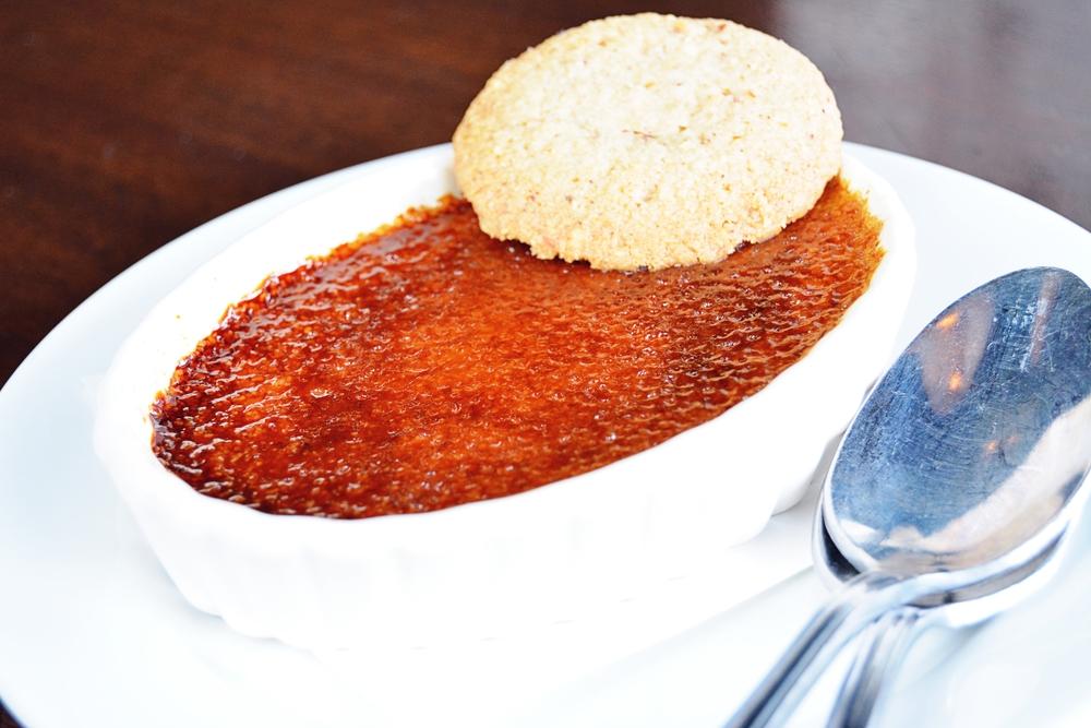 Luc's Butterscotch Crème Brûlée