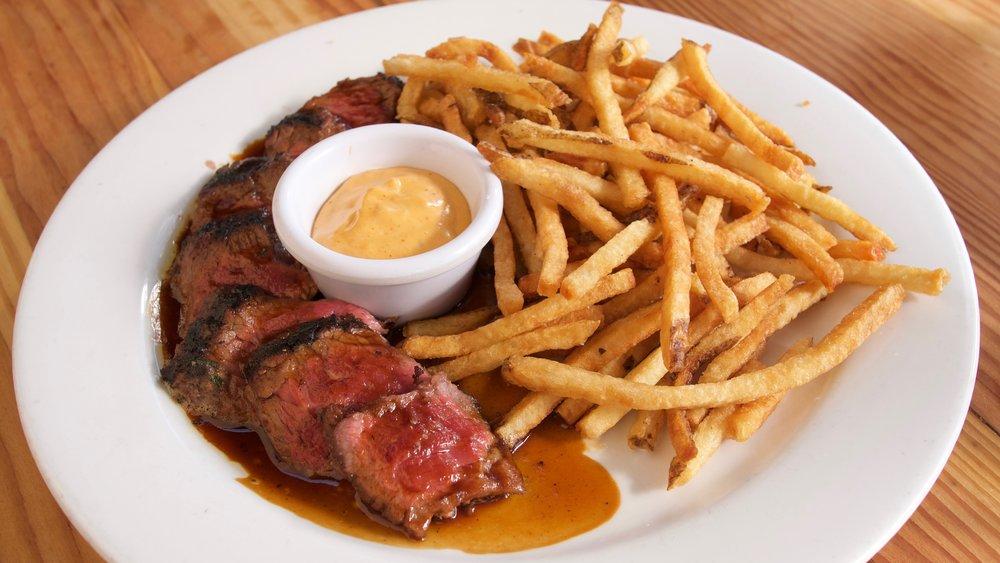 Bavette Steak Frites