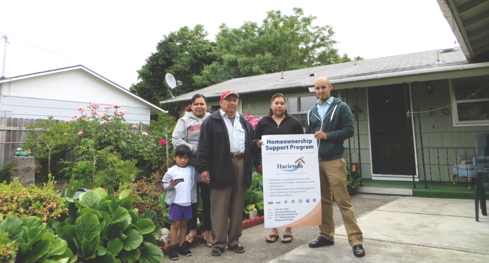 Hacienda Homeownership Support Program