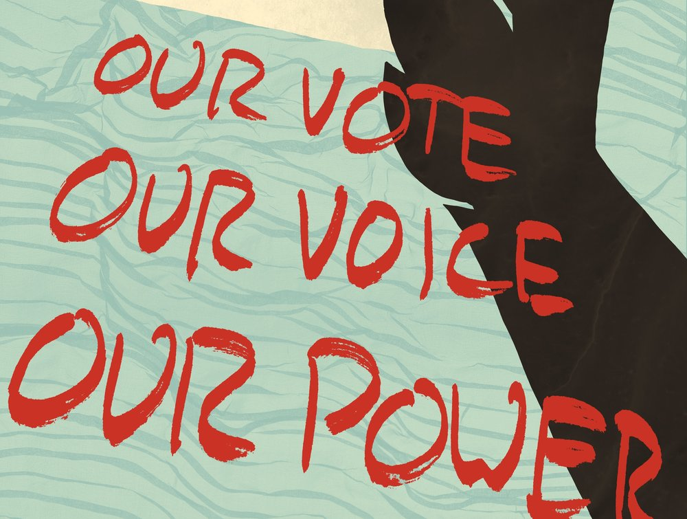 - Power to the PollsA series advocating for voting justice and participationView series