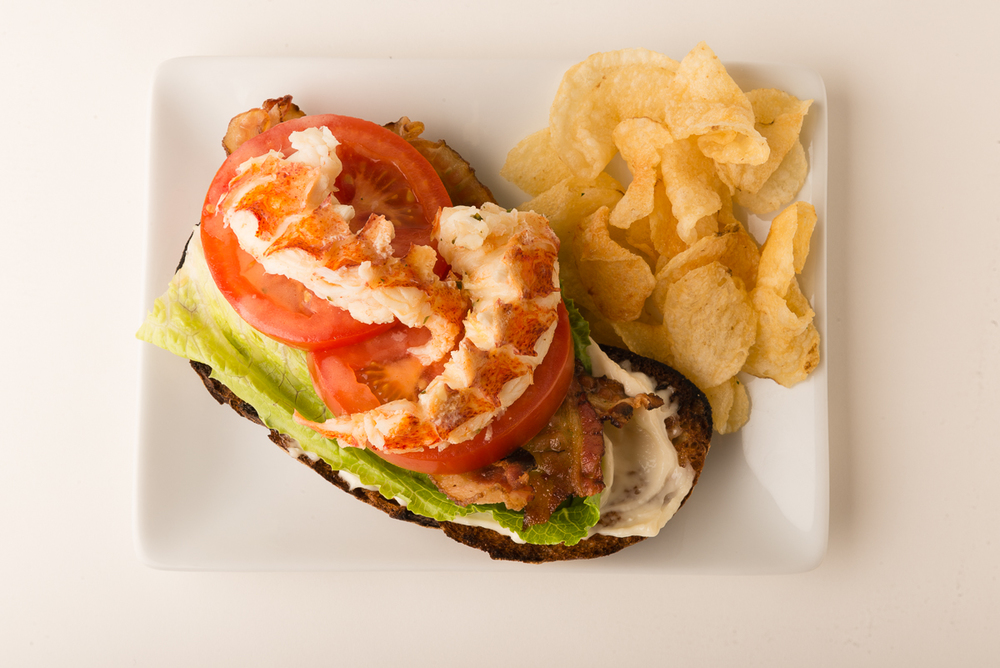 ABSOLUTELY LOBSTER® BLT  Serve any flavor Absolutely Lobster® with fresh tomato, lettuce, bacon and mayo, and serve on toast for an anytime lobster tail BLT!