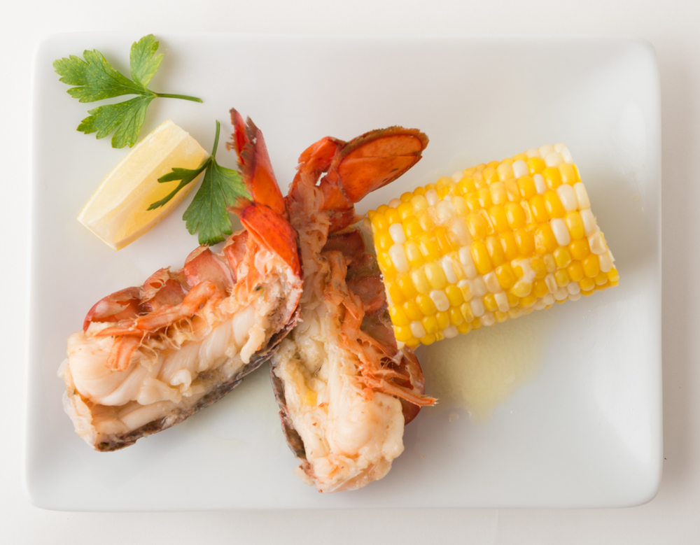 ABSOLUTELY LOBSTER® SUMMER CLASSIC  With an ear of corn and a wedge of lemon, Absolutely Lobster® Classic Butter is a classy way to enjoy your favorite summer meal -- any time of the year!