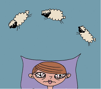 insomnia cartoon person with sheep.png