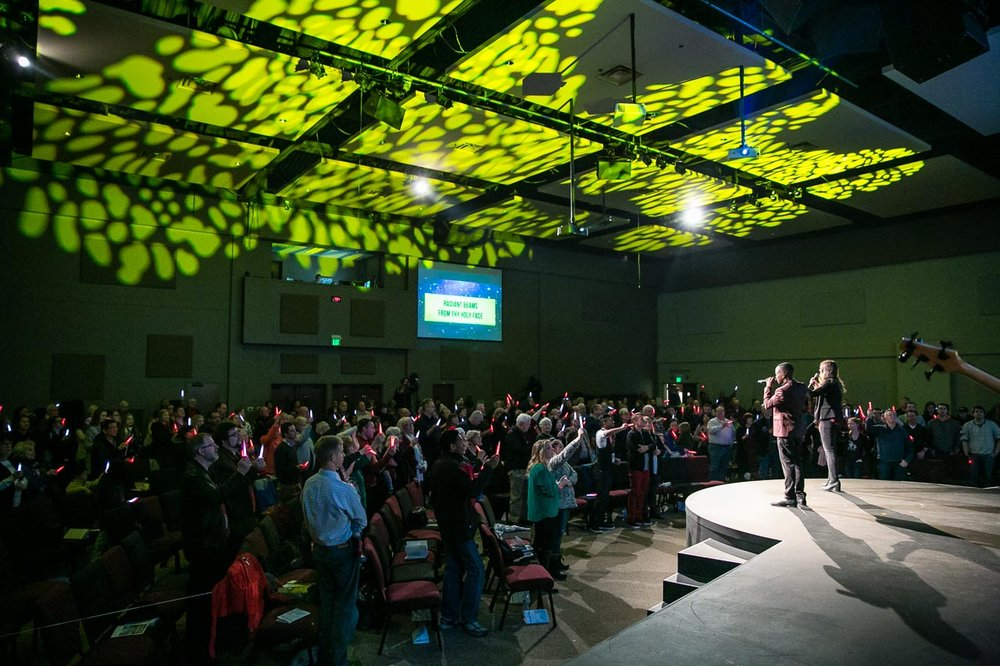 Evergreen Church - Bothell Event Photography