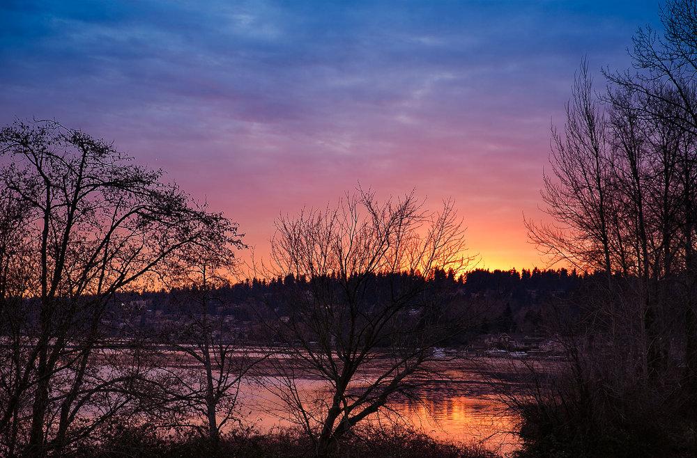 Seattle Landscape Photos
