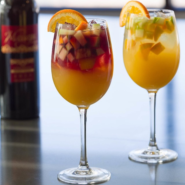 RED & WHITE SANGRIA